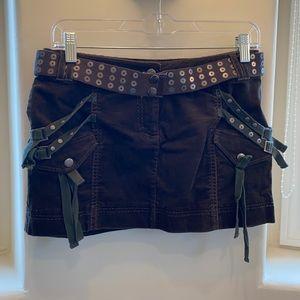 Sisley Women's Skirt Size S
